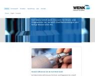 Bild Wenk Karl GmbH Walzengravuren