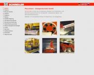 Bild SR-SCHINDLER Steinbearbeitungs- maschinen - Anlagentechnik GmbH