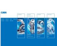 Bild Webseite GMN Paul Müller Industrie Nürnberg