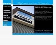 Bild J. Edelhoff Pressen-Service GmbH Maschinenbaubetrieb