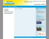 Website Aussem Bedachungen