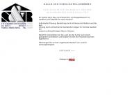 Bild Webseite S & R Hausbau und Immobilien Feilitzsch