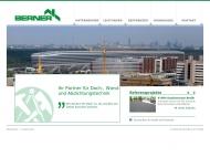 Gernot Berner GmbH - Dach- Wand- und Abdichtungstechnik