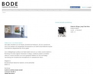 Galerie Edition Bode