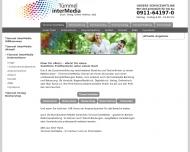Website DRUCKEREI TÜMMELS W. Buchdruckerei u. Verlag