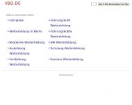Bild Webseite Fachverlag f. das graphische Gewerbe München
