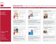 Bild Zuckschwerdt W. Verlag GmbH für Medizin und Naturwissenschaften