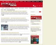 Bild Webseite Verlag Siegfried Rohn Köln