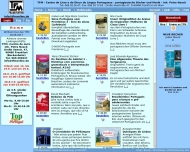 Bild Webseite Mesquita Teo Ferrer de TFM - portugiesischsprachige Literatur und Musik Frankfurt