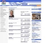 Website AGFW  Der Energieeffizienzverband für Wärme, Kälte und KWK