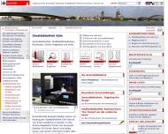 Bild Webseite Stadt Köln Köln