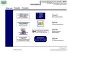 Bild Webseite Sozialpädagogisches Institut NRW Köln
