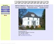 Bild INFOCONSULT Unternehmensberatung GmbH