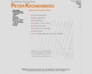 Bild Kronenberg Peter SchmiedeMstr.