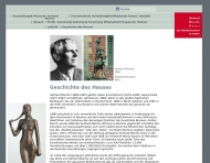 Website Gerhard-Marcks-Haus
