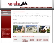 Website Generalbau