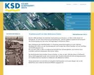 Bild Webseite KÖLNER SCHIFFSWERFT DEUTZ Köln