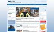 Bild Berufsgenossenschaft der Bauwirtschaft BG BAU