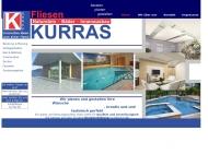 Bild Webseite Kurras Andreas Fliesen u. Natursteine Plettenberg