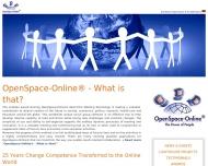 Bild Webseite openspace-online Berlin