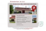 Bild Webseite  Herzberg (Elster)