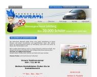 Bild Webseite Nawrath Berlin
