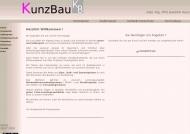 Bild Kunz Bau Schneeberg GmbH