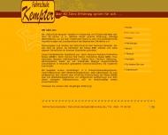 Website Kempter Hermann Fahrschule