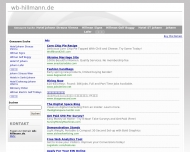 Bild Webseite  Dresden