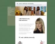Bild Webseite Schaudig G. Dr.med. Arzt für Innere Medizin-Naturheilverfahren Düsseldorf