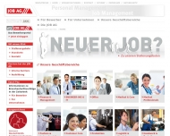 Bild JOB AG Personaldienstleistungen AG , Geschäftsfeld Produktion-Logistik-Handel
