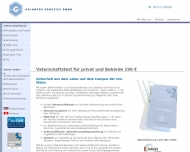 Bild Galantos Genetics GmbH Pharmazeutisches Entwicklungslabor