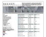 Bild Webseite Souren Graphic- & Printservice Aachen
