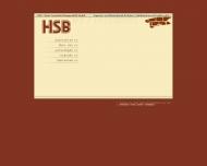 Bild Webseite HSB Horst Sauerland Berlin