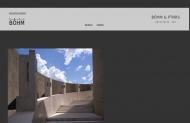 Bild Webseite Paul Böhm Planungsgesellschaft Köln