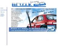 Bild DAS T.E.A.M. Bierbach KFZ + Karosseriefachbetrieb Kfz- u. Karosseriefachbetrieb