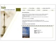 Bild Webseite Turmbau Steffens & Nölle Berlin