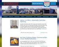 Bild Webseite Everinghoff Bernhard BOSCH Car Service Reifenhandel Spelle