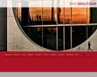 Bild Webseite BMH BRÄUTIGAM & PARTNER Rechtsanwälte mbB Berlin
