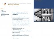 Bild Webseite Beratende Ingenieure Dworok & Ubbelohde Bau-Plan-Consult Berlin