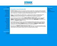 Website FRIEDRICH STRACK Maschinen