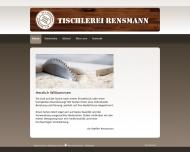 Bild Tischlerei Rensmann GmbH
