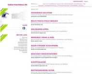 Bild Webseite  Freienhagen