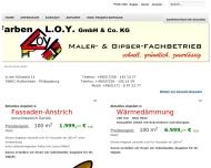 Bild Webseite  Ubstadt-Weiher