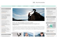 Bild Webseite Schmidt Thorsten U. Rechtsanwalt Köln