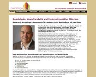 Bild Webseite Schneidewind Günther Rechtsanwalt und Fachanwalt für Steuerrecht München