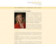 Website Becker-Köberer Margit