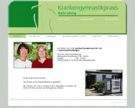 Bild Krankengymnastik Lelong & Germann