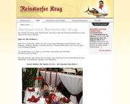 Catering und Partyservice Reinstorfer Krug bei Wismar und Rostock