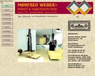 Bild Parkett Weber GmbH